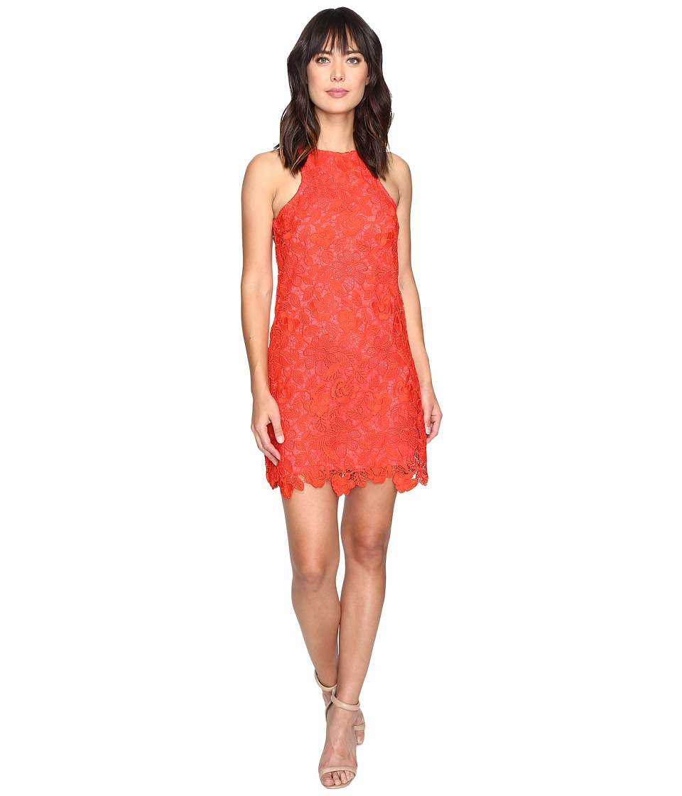 Lovers + Friends - Caspian Shift Dress (Red) Women's Dress