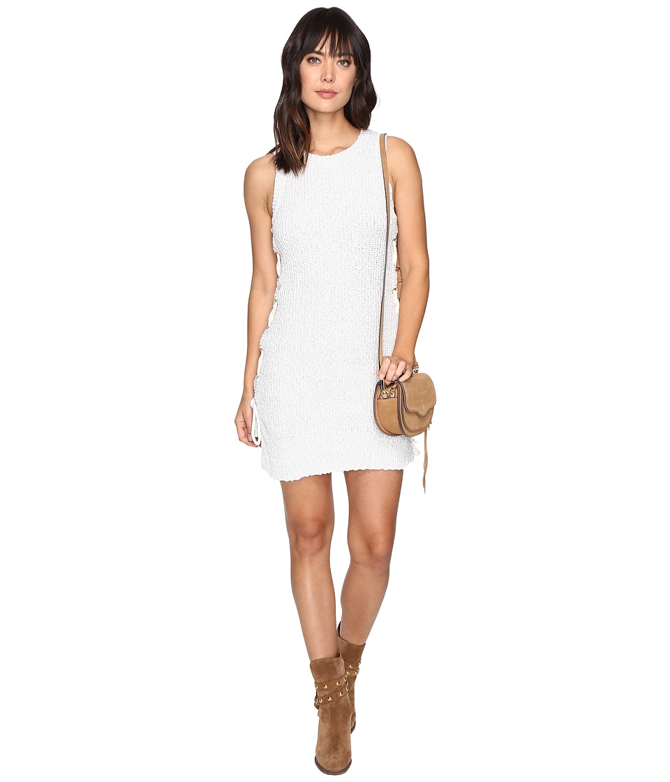 Lovers + Friends - Belle Sweater Dress (Taupe) Women's Dress