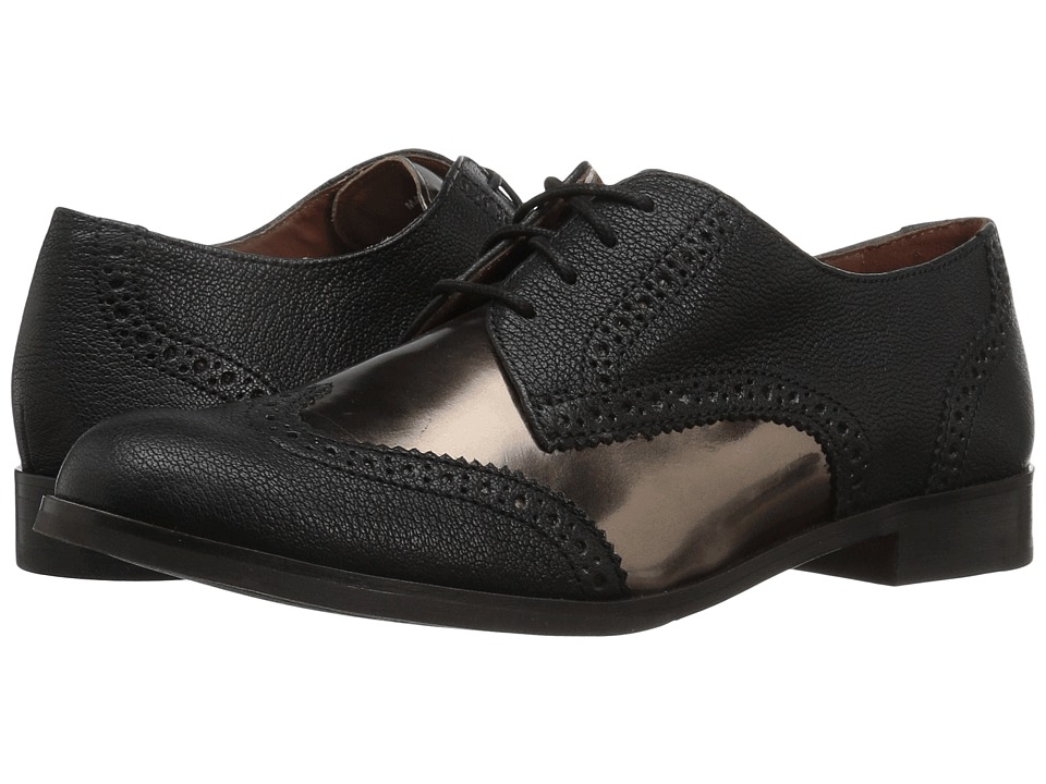 Cole Haan - Jagger Wing Oxford (Java/Bronze Leather) Women's Shoes