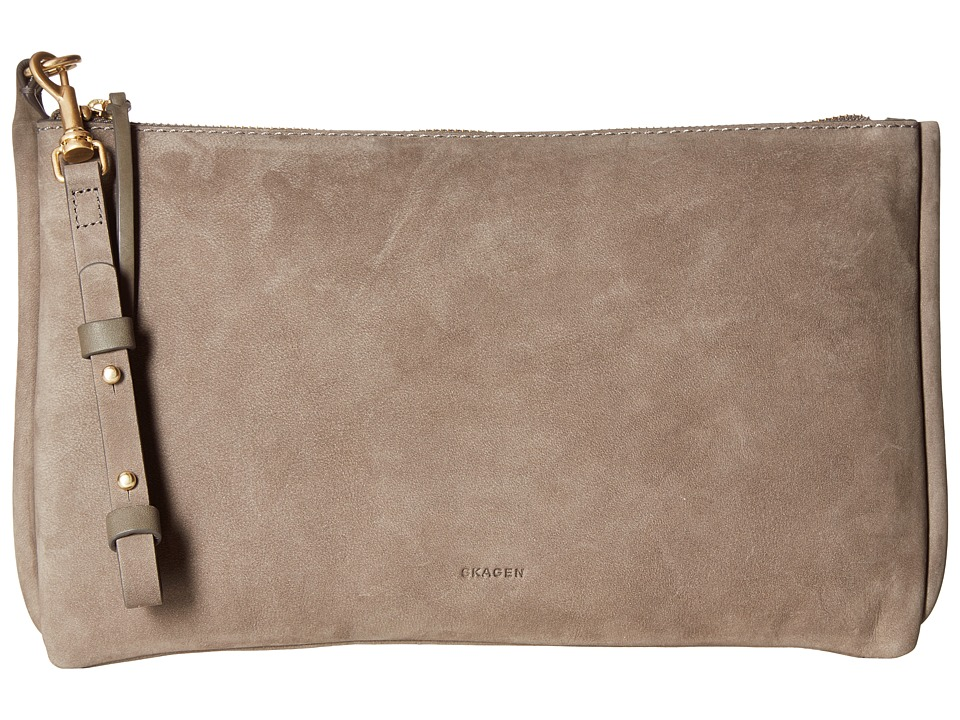 Skagen - Anesa Clutch (Heather) Clutch Handbags