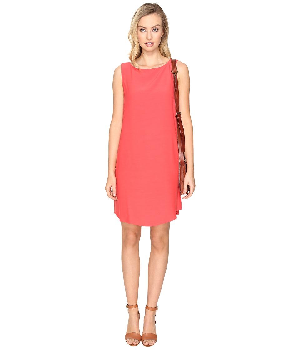 BB Dakota - Jodi Shift Dress (Valentine Red) Women's Dress