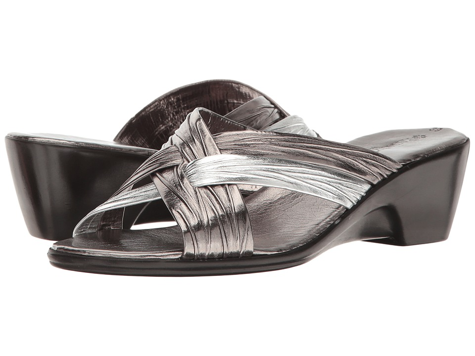 PATRIZIA - Apricot (Pewter) Women's Wedge Shoes