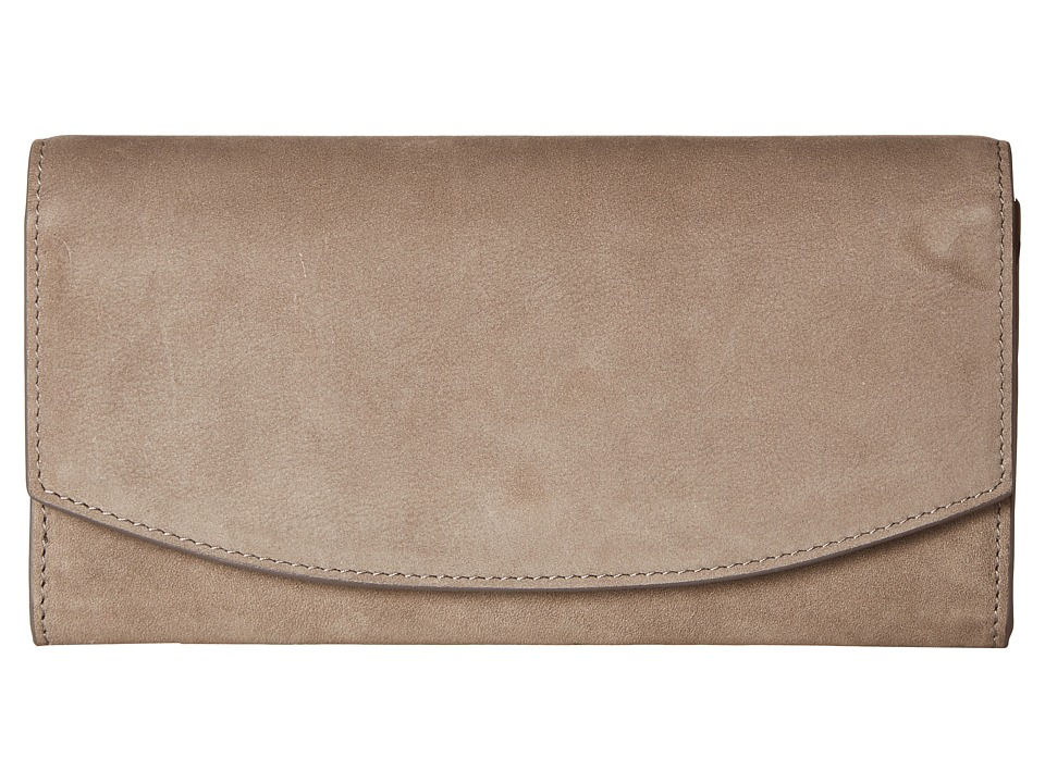 Skagen - Dinesen Flap Wallet (Heather) Wallet Handbags