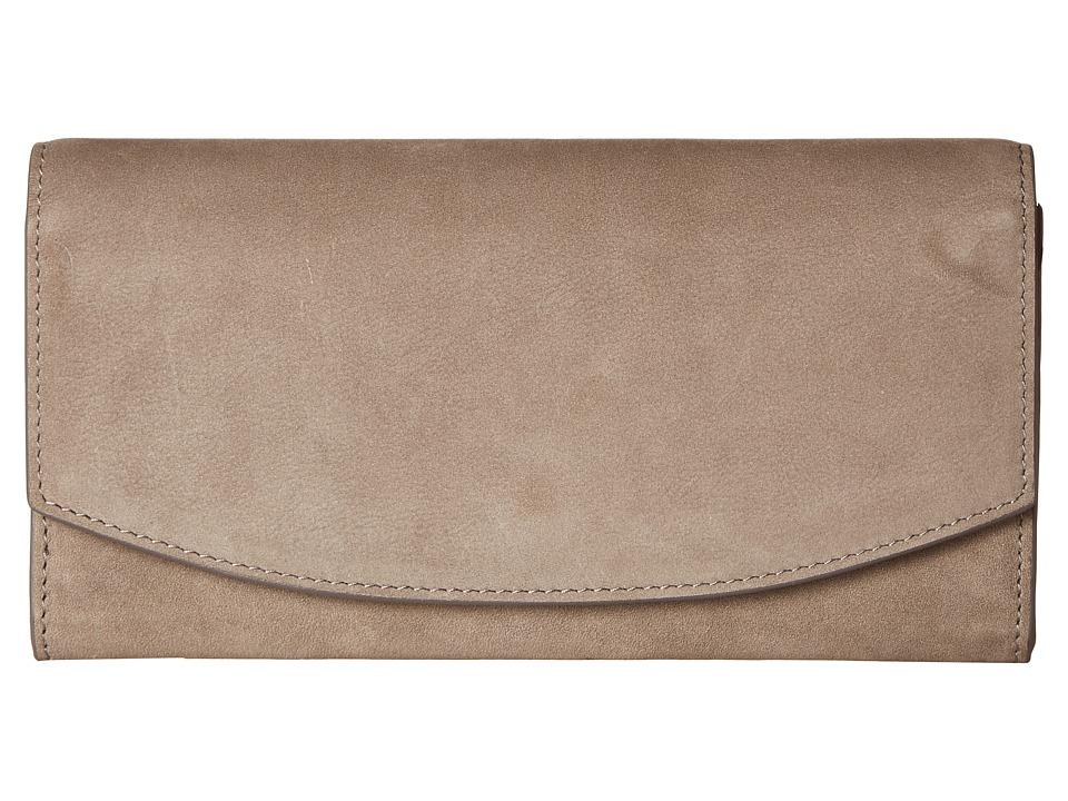 Skagen - Dinesen Flap Wallet (Heather) Wallet Handbags