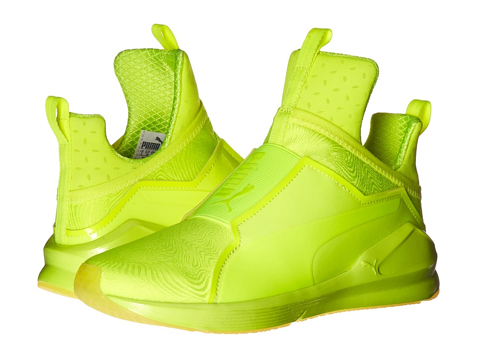 PUMA Fierce Bright (Safety Yellow/Safety) Women