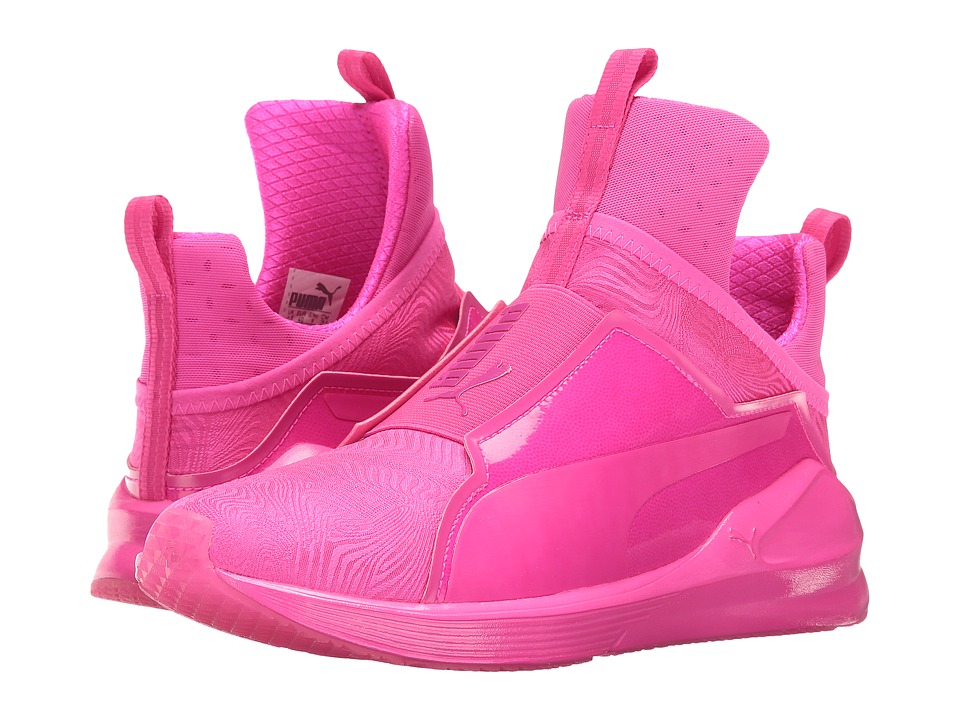 PUMA - Fierce Bright (Pink Glo/Pink Glo) Women's Shoes