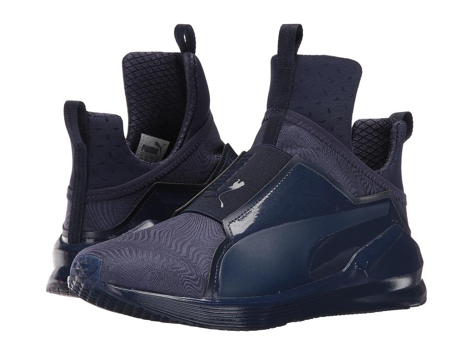 PUMA - Fierce Bright (Peacoat/Peacoat) Women's Shoes