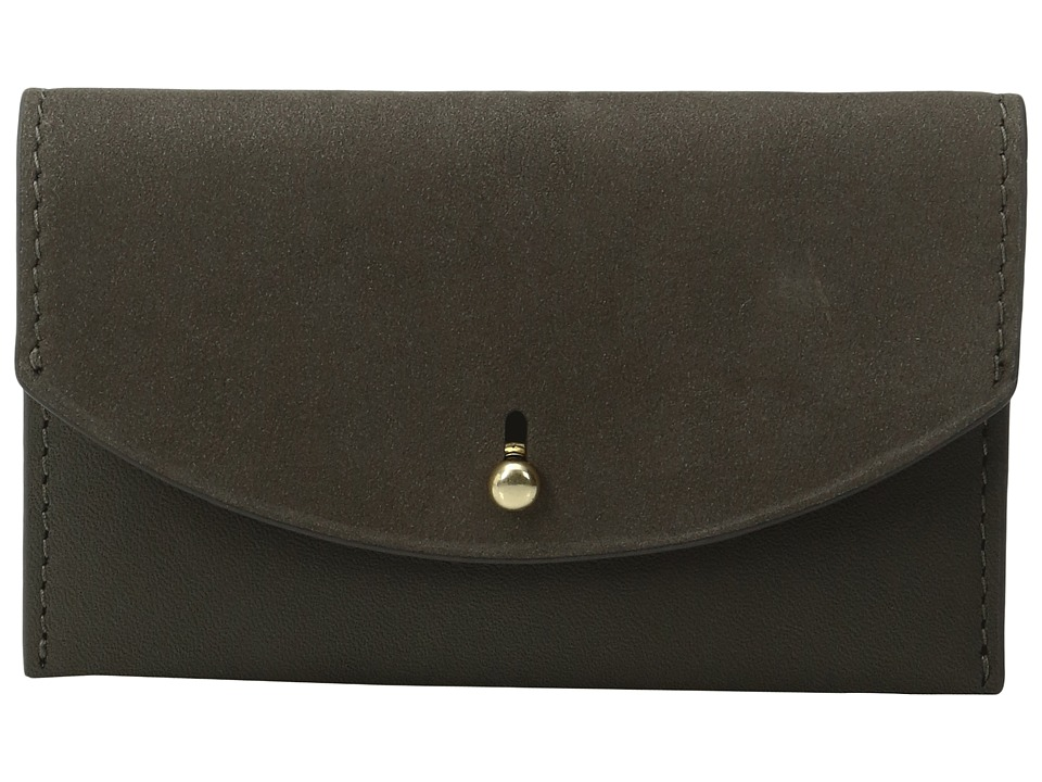 Skagen - Flap Card Case (Heather) Credit card Wallet