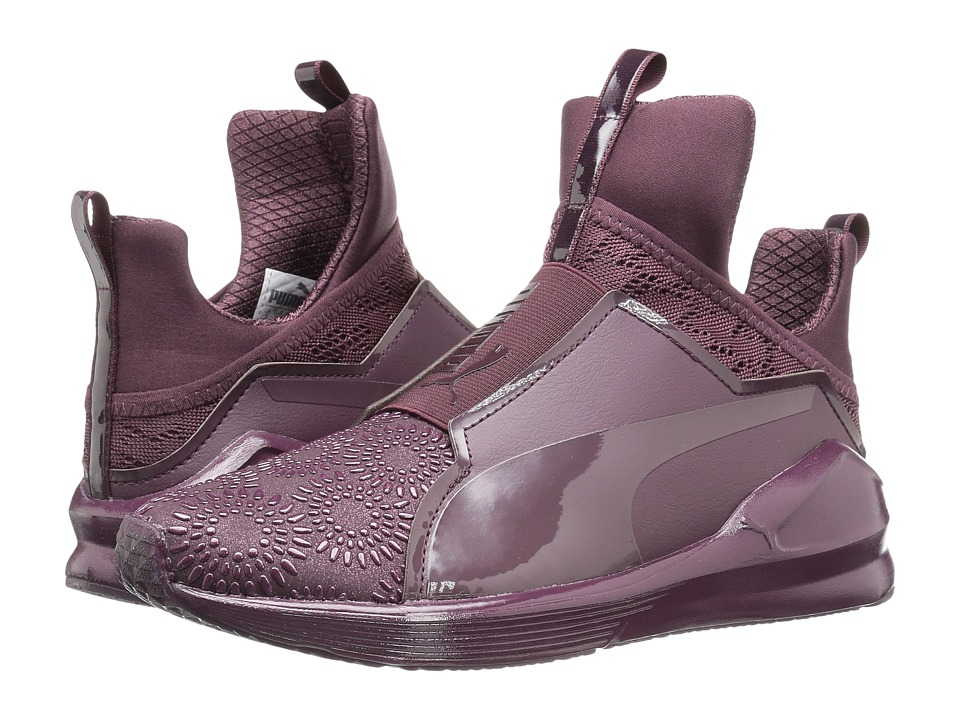 PUMA Fierce KRM (Winetasting/Red Plum) Women