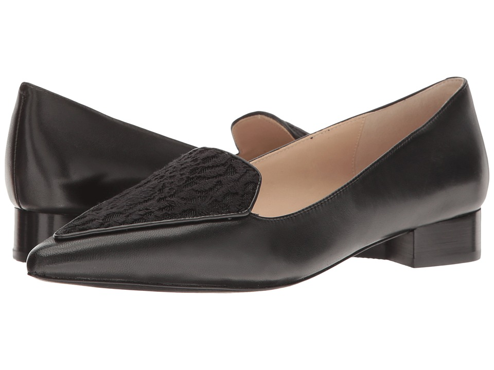 Cole Haan Dellora Skimmer (Black Lace) Women