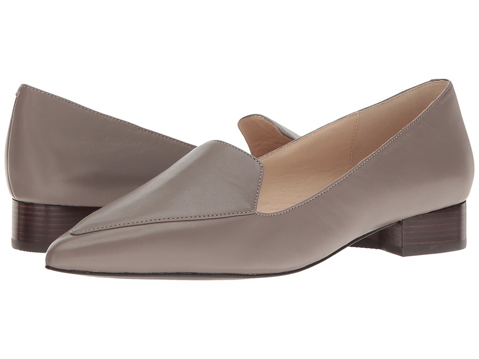 Cole Haan Dellora Skimmer (Gray/Stormcloud Leather) Women