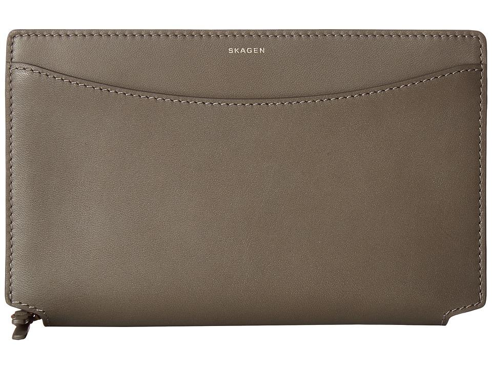Skagen - Ryle Wallet (Heather) Wallet Handbags