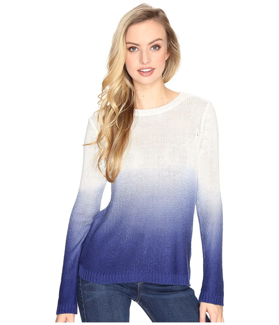 BB Dakota - Hattie Ombre Pullover Sweater (Indigo) Women's Sweater