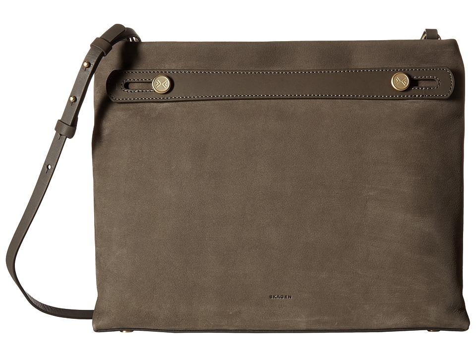 Skagen - Mikkeline Satchel (Heather) Satchel Handbags