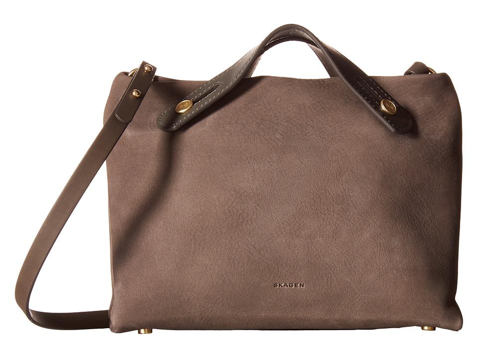 Skagen - Mini Mikkeline Satchel (Heather) Cross Body Handbags