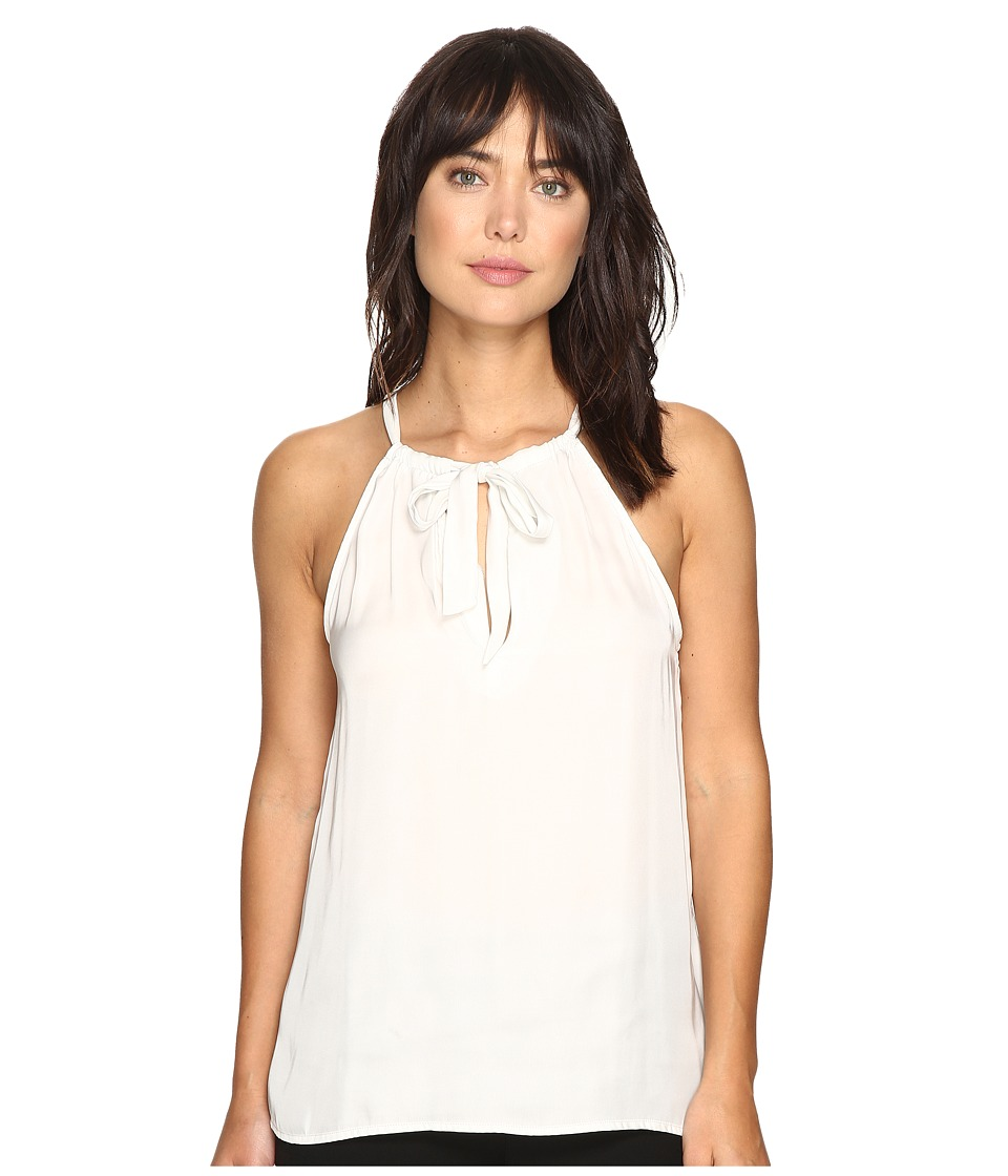 BB Dakota - Alonza Tie Front Tank Top (Dirty White) Women's Sleeveless