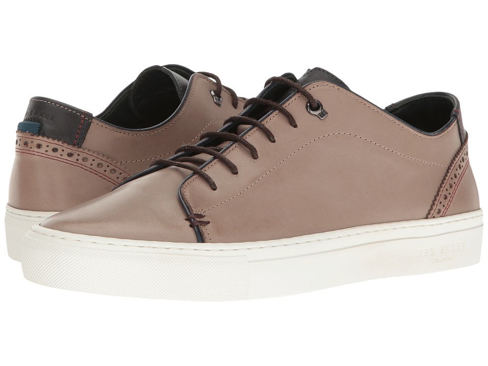 Ted Baker - Kiing (Light Brown Leather) Men's Shoes