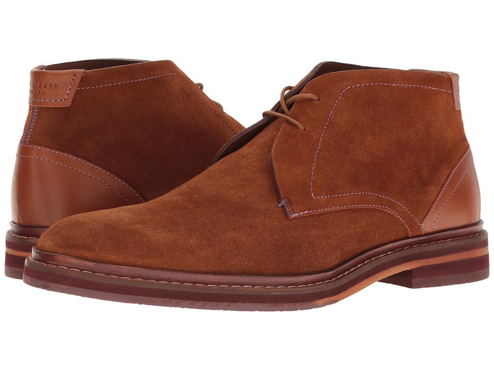 Ted Baker - Azzlan (Tan Suede) Men's Shoes
