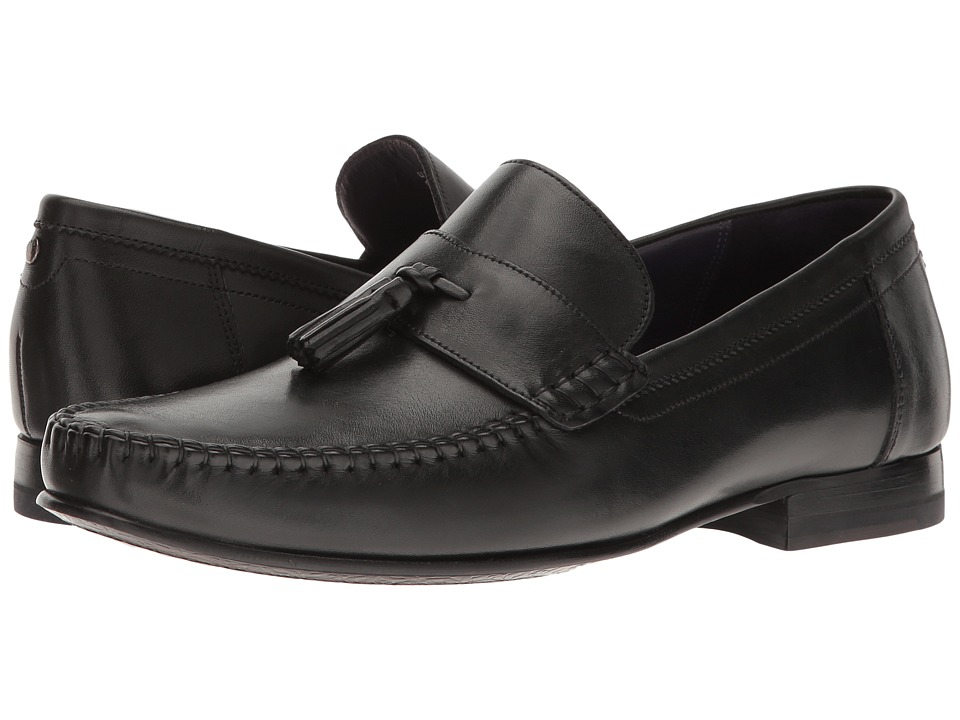 Ted Baker - Simbaa (Black Leather) Men's Shoes