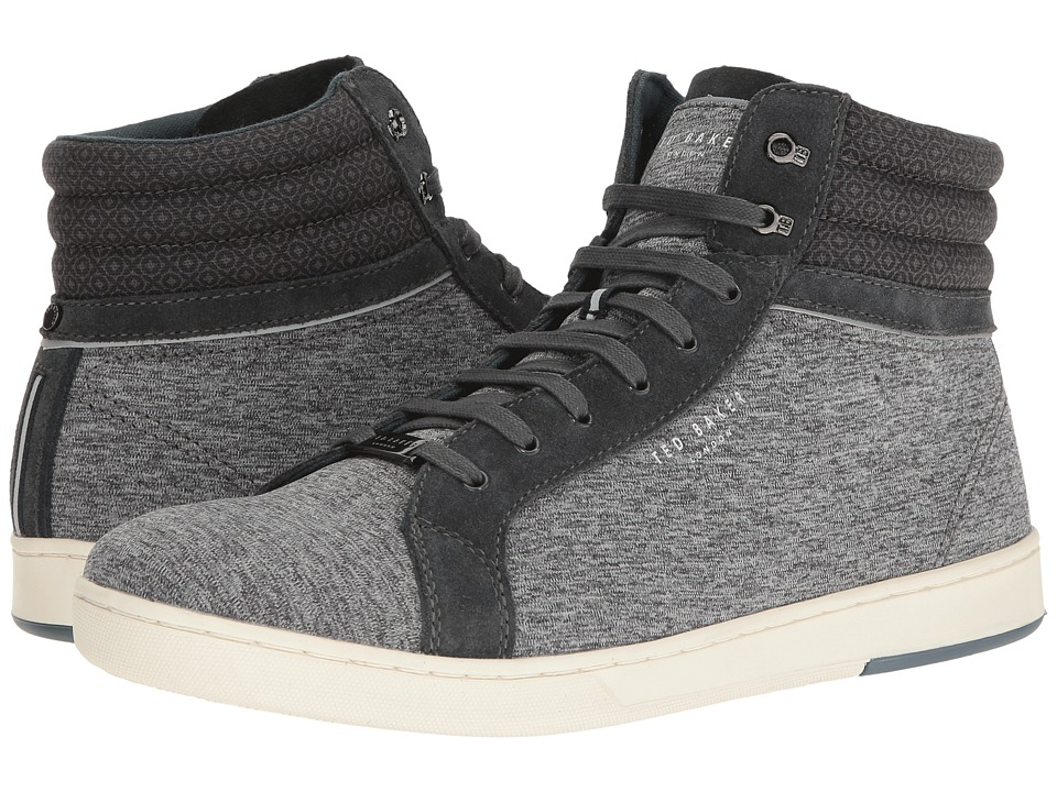 Ted Baker - Tyroen 2 (Grey Text) Men's Shoes