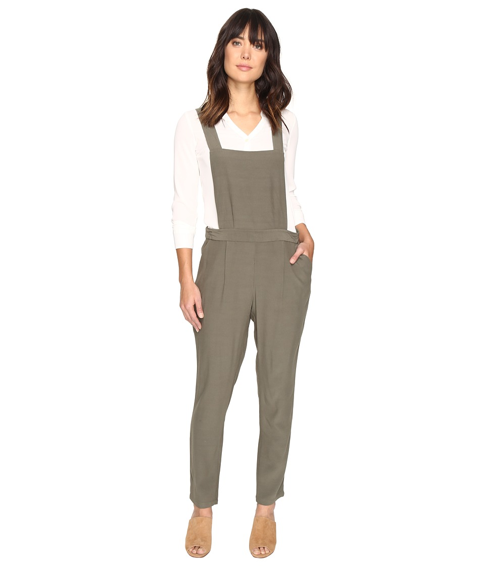 BB Dakota - Kelly Overall (Sage) Women's Overalls One Piece