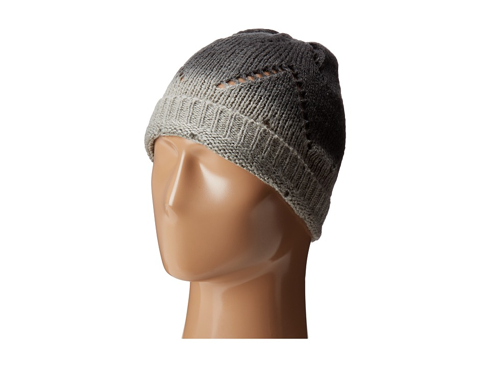 Michael Stars - Lace-Up Slouch (Black) Caps