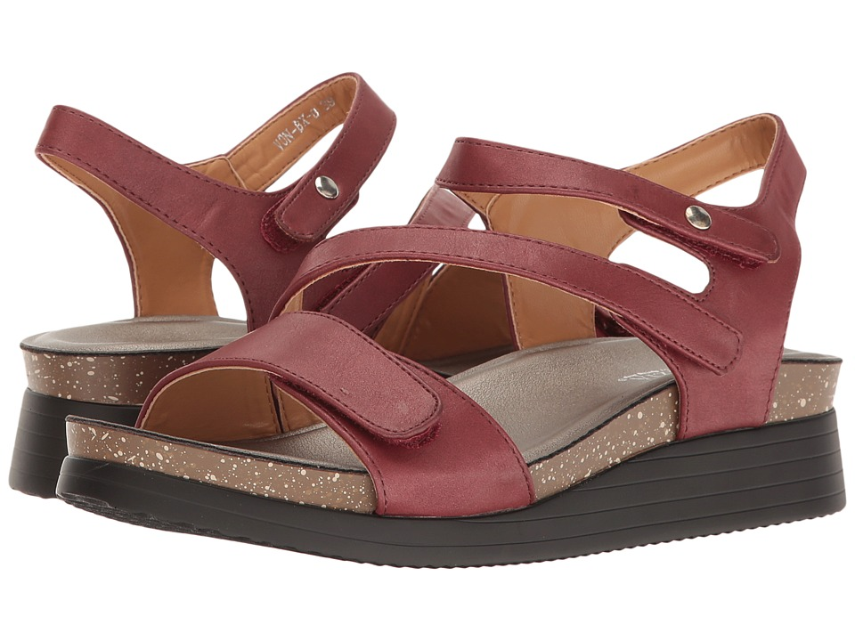 PATRIZIA - Von (Bordeaux) Women's Sandals