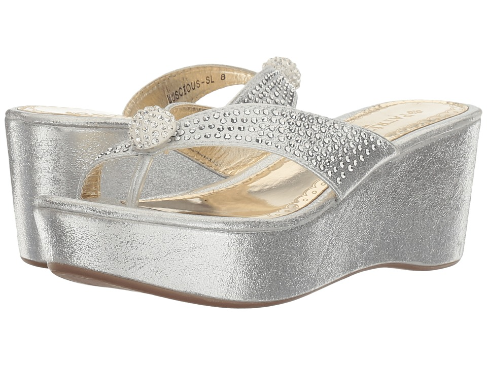 PATRIZIA - Luscious (Silver) Women's Shoes