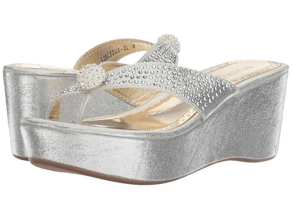 PATRIZIA - Luscious (Silver) Women's Shoes
