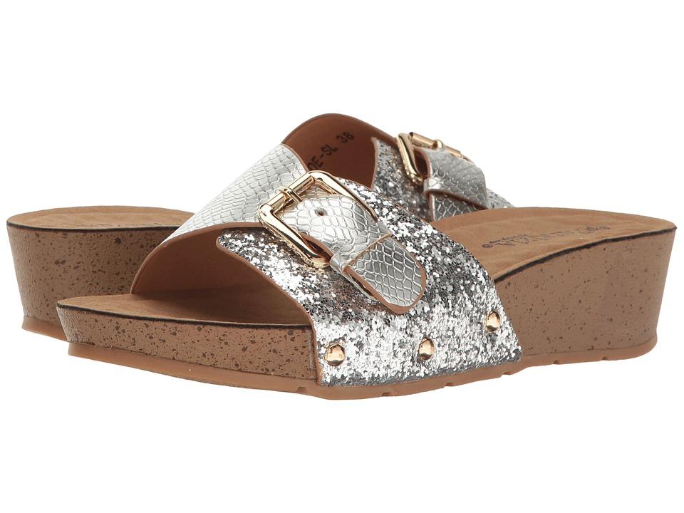 PATRIZIA - Monroe (Silver) Women's Shoes