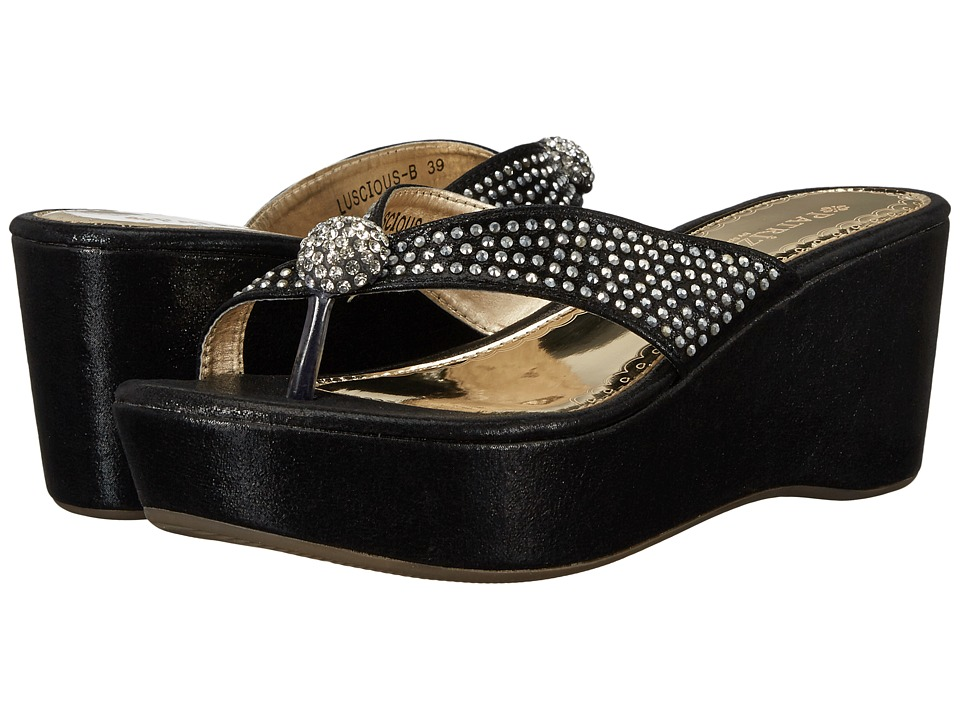 PATRIZIA - Luscious (Black) Women's Shoes