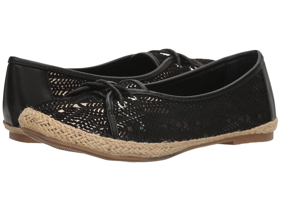 PATRIZIA - Contrast (Black) Women's Lace up casual Shoes