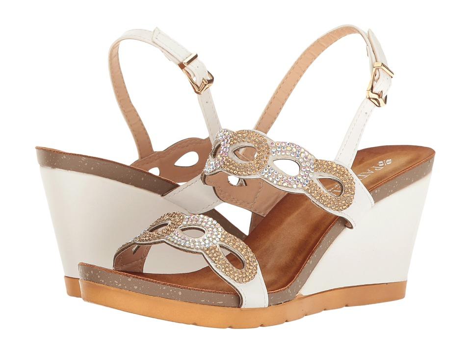 PATRIZIA - Brescia (White) Women's Shoes
