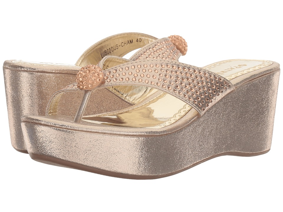 PATRIZIA - Luscious (Champagne) Women's Shoes