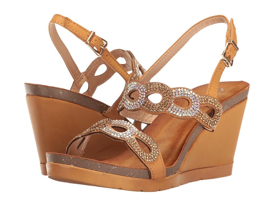 PATRIZIA - Brescia (Camel) Women's Shoes