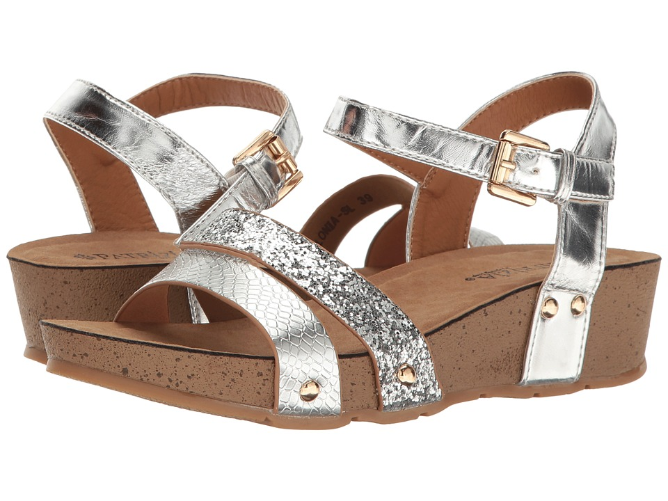 PATRIZIA - Catalonia (Silver) Women's Shoes