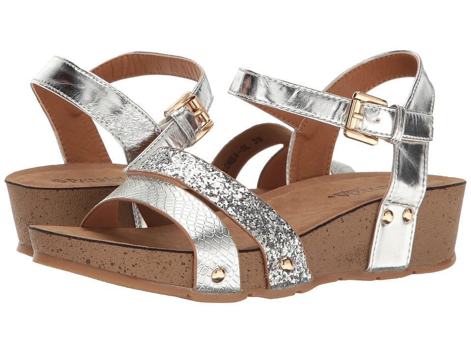 PATRIZIA - Catalonia (Silver) Women's Shoes