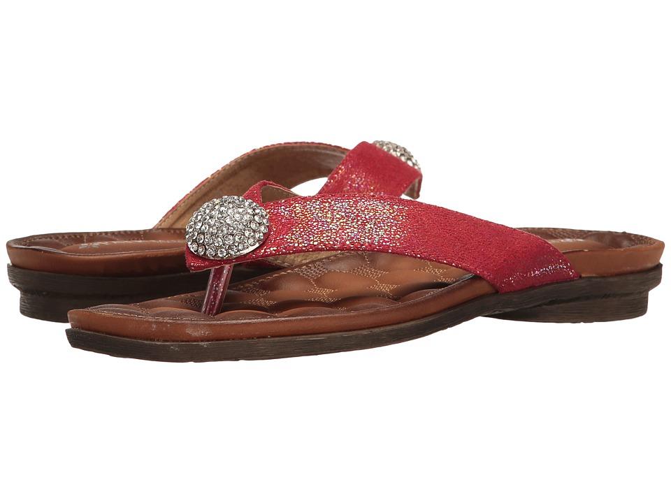 PATRIZIA - Edita (Red) Women's Shoes