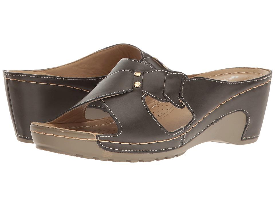 PATRIZIA - Jonell (Black) Women's Wedge Shoes