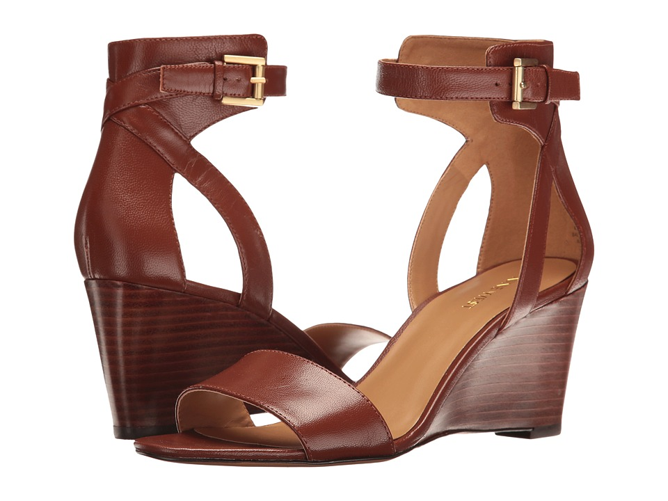 Nine West - Nobody (Dark Natural Leather) Women's Shoes