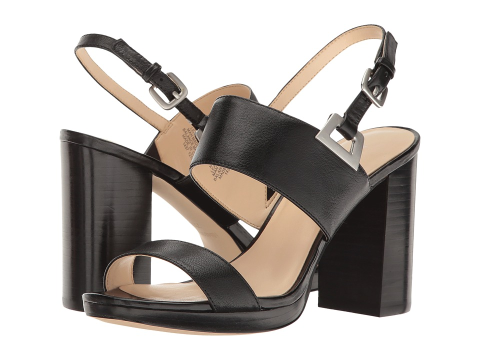 Nine West - Paladian (Black Leather) Women's Shoes