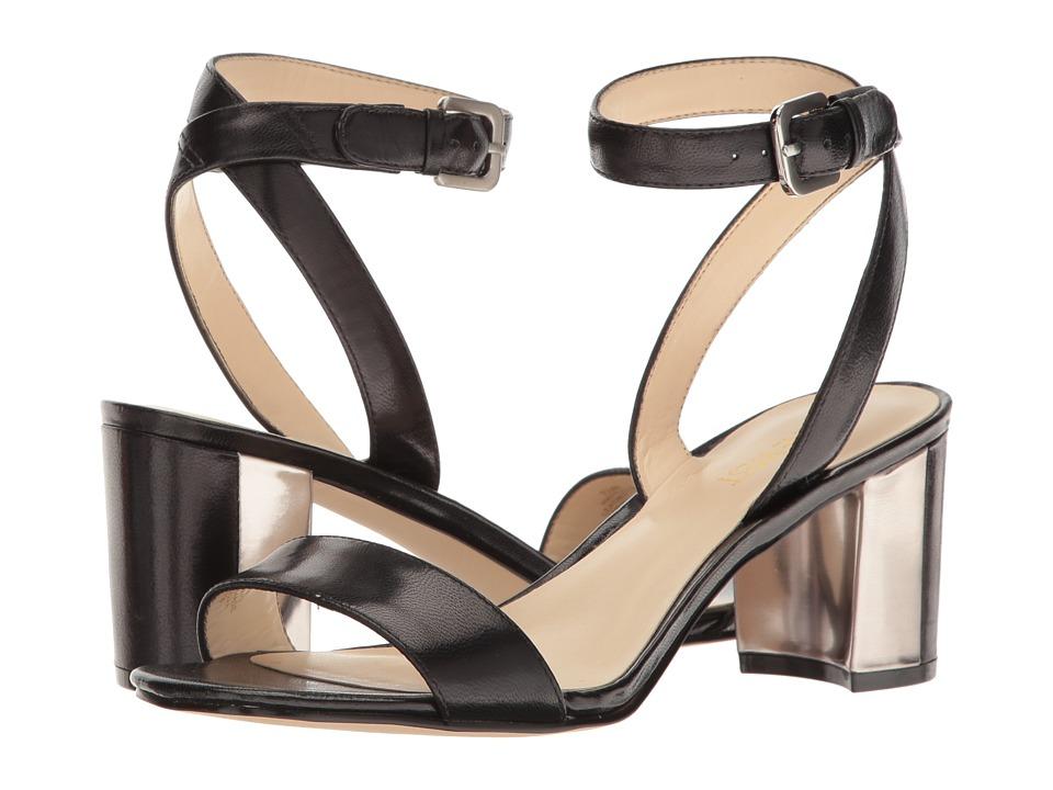 Nine West - Tullip (Black Leather) Women's Shoes