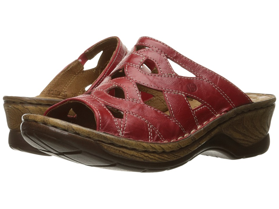 Josef Seibel - Catalonia 44 (Red) Women's Shoes