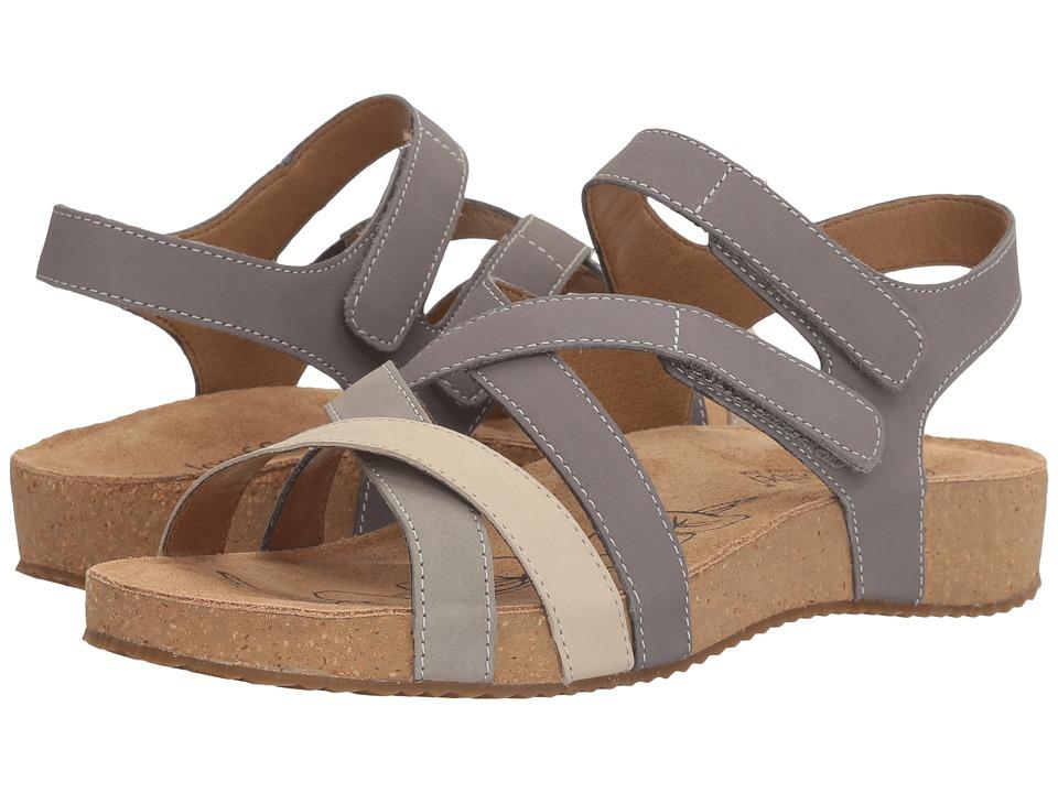 Josef Seibel - Tonga 37 (Grey) Women's Shoes