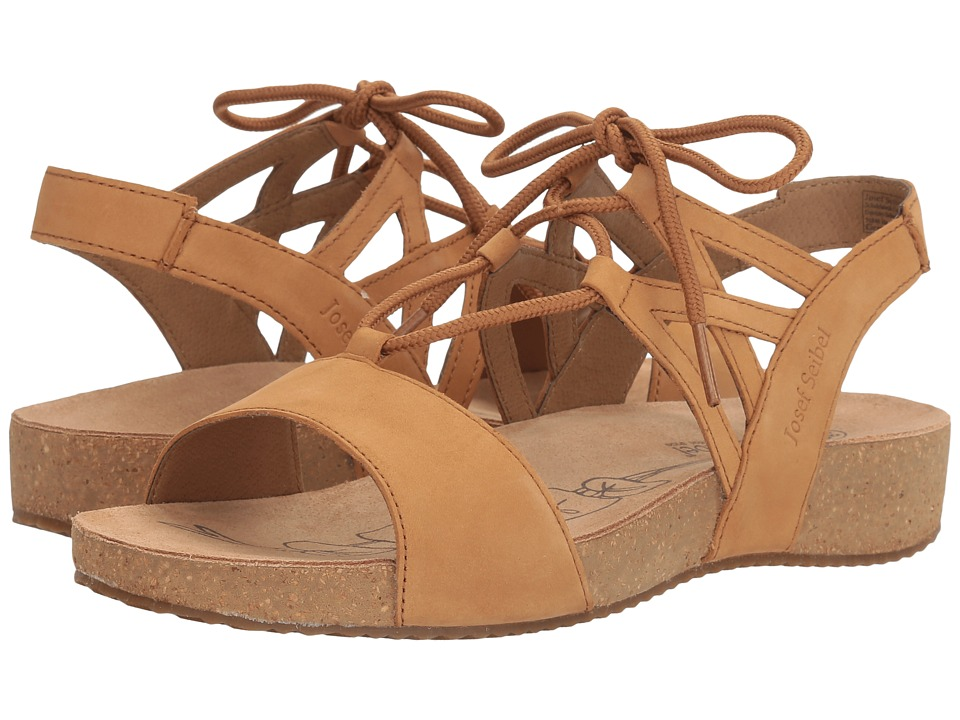 Josef Seibel - Tonga 41 (Camel) Women's Shoes