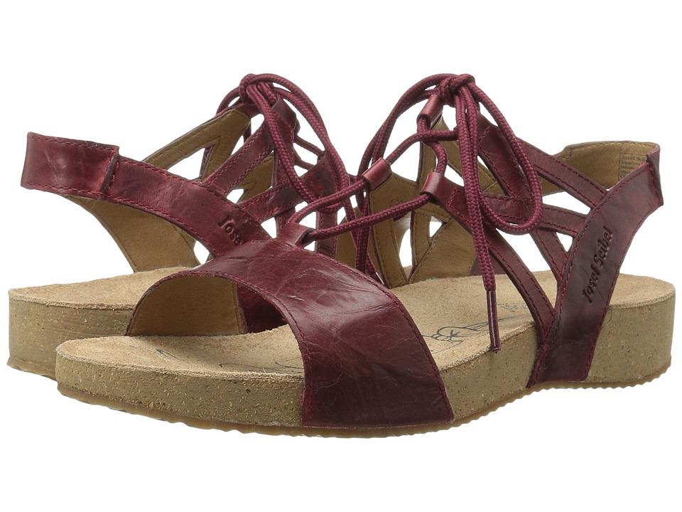 Josef Seibel - Tonga 41 (Red) Women's Shoes