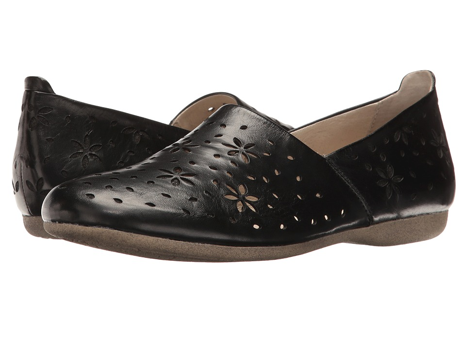 Josef Seibel - Fiona 31 (Black) Women's Flat Shoes