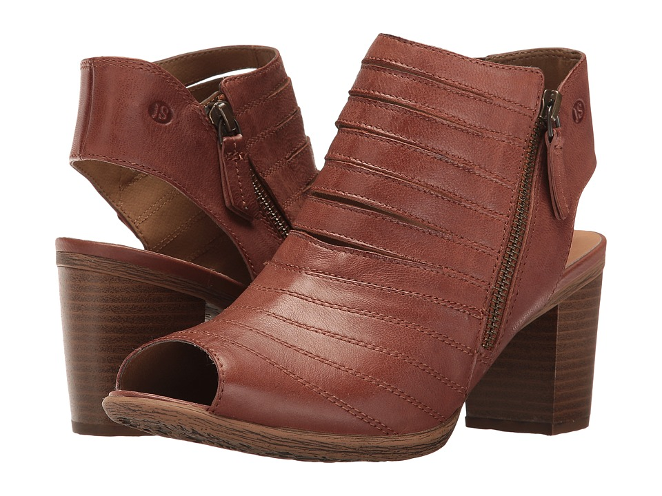 Josef Seibel - Bonnie 15 (Cognac) High Heels