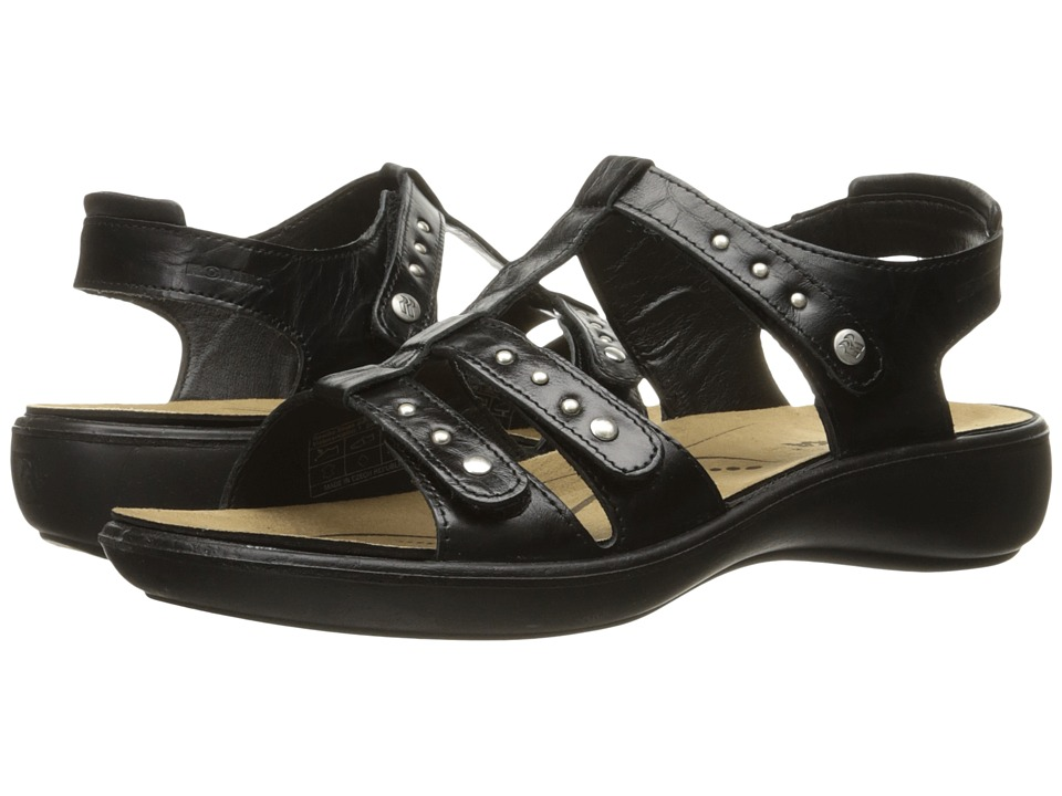 Romika - Ibiza 76 (Black) Women's Shoes