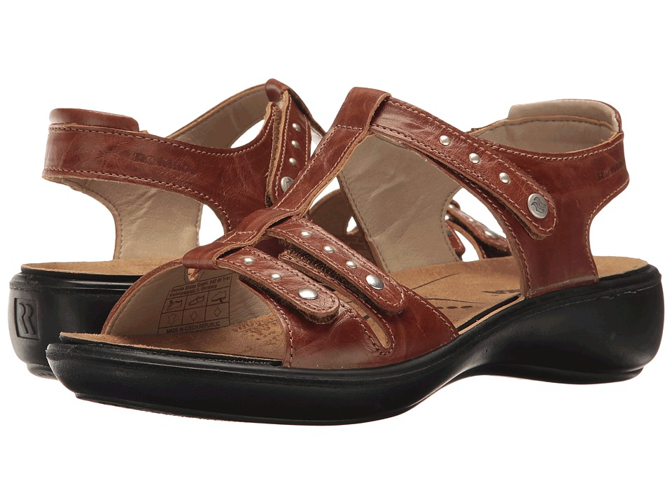 Romika - Ibiza 76 (Brandy) Women's Shoes
